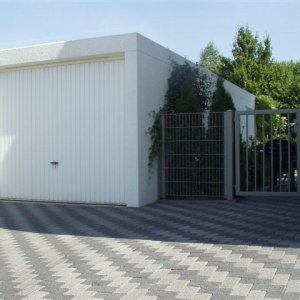 Betongarage modulebouw  -