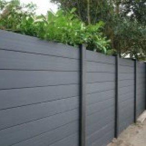 Composiet tuinschermen palen en deuren