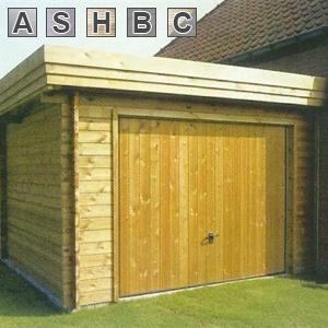 Garages Module Beton Systeembouw en Houtbouw