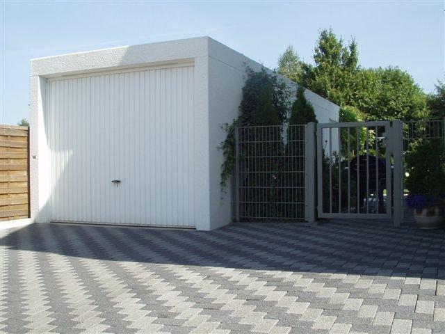 Prefab Garages Beton : Betonnen garage lang sbnbouw.nl