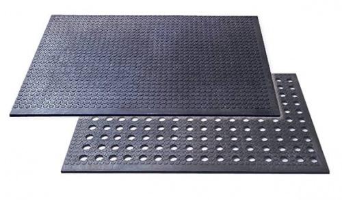 Kunststof vloeren in tegelvorm schakelbaar hoge kwaliteit ! -